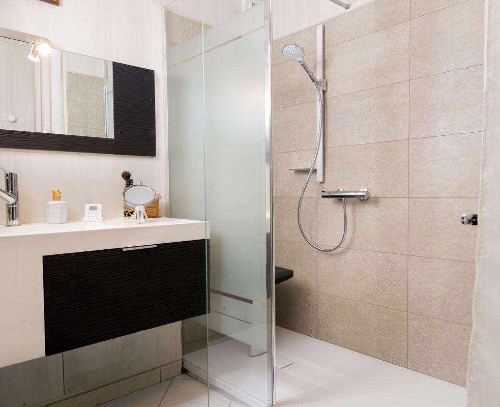 transformation baignoire en douche